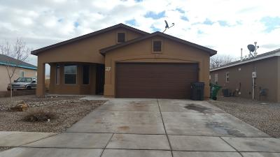 Rio Rancho Single Family Home For Sale: 622 Redwood Street SW
