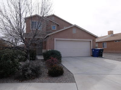 Bernalillo County Single Family Home For Sale: 9304 Vista Hermosa Court SW