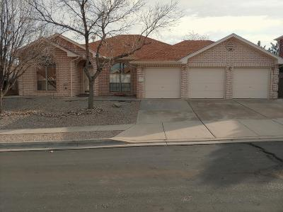 Bernalillo County Single Family Home For Sale: 4616 Waynesboro Place NW