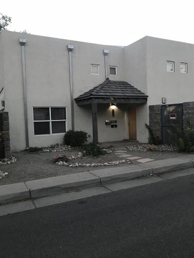 Bernalillo County Multi Family Home For Sale: 811 Marquette Avenue NW