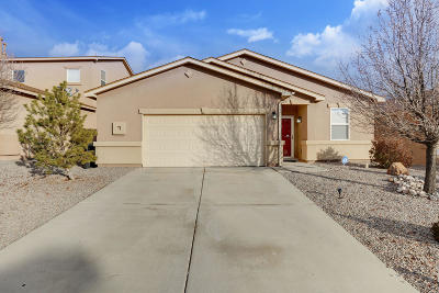 Rio Rancho Single Family Home For Sale: 1910 Platina Road SE