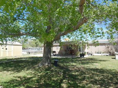 Single Family Home For Sale: 3301 La Junta Road SW