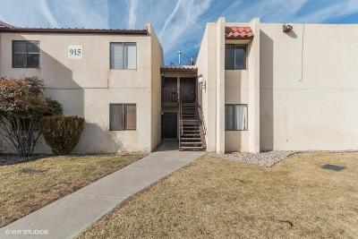Rio Rancho Attached For Sale: 915 Country Club Drive SE #APT H