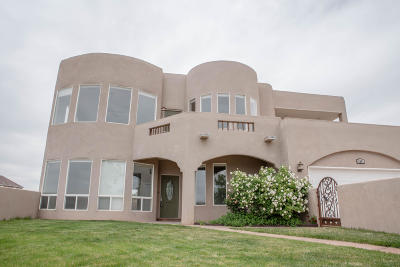 Rio Rancho Single Family Home For Sale: 1571 14th Street SE