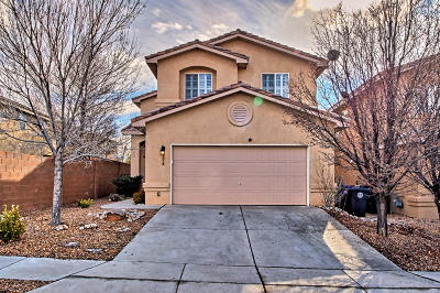 Bernalillo County Single Family Home For Sale: 7256 Boxwood Avenue