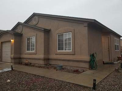 Albuquerque Single Family Home For Sale: 9505 Hondo Valley Place SW