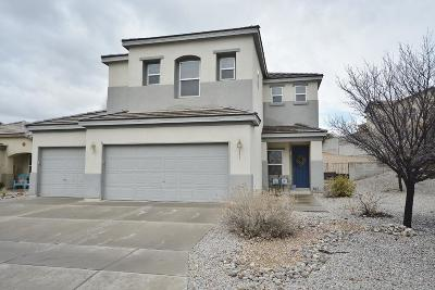 Rio Rancho Single Family Home For Sale: 685 Troon Drive SE