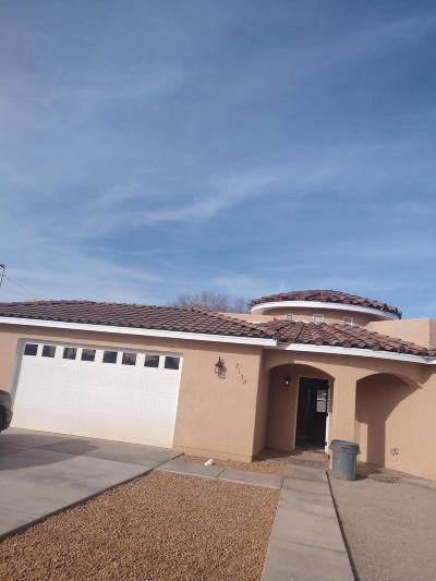Albuquerque Single Family Home For Sale: 2113 Raymac Road SW