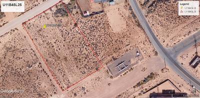 Sandoval County Residential Lots & Land For Sale: 1604 Inca Rd(U11b45l25) NE