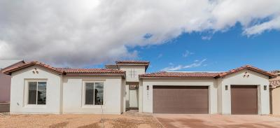 Rio Rancho Single Family Home For Sale: 6821 Kalgan Road NE