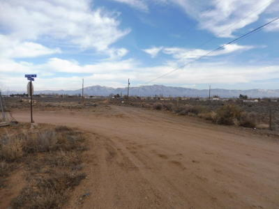 Valencia County Residential Lots & Land For Sale: Armonica Rd