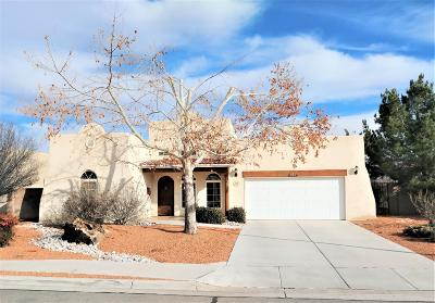 Valencia County Single Family Home For Sale: 340 Calle Consuelo NE