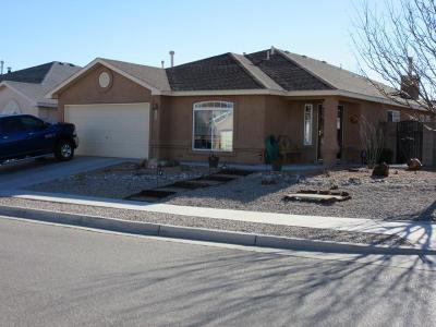 Albuquerque NM Single Family Home For Sale: $229,500