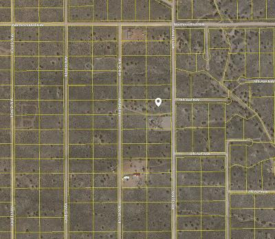 Sandoval County Residential Lots & Land For Sale: 810 41st Street NW