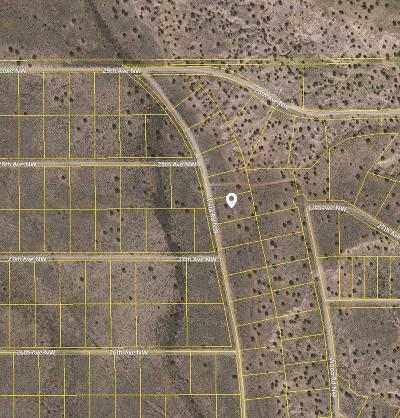 Sandoval County Residential Lots & Land For Sale: Vista Road NW