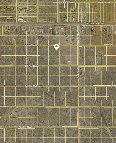 Sandoval County Residential Lots & Land For Sale: 1506 9th Avenue NW