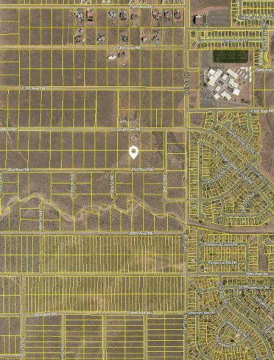 Sandoval County Residential Lots & Land For Sale: 841 21st Avenue NE
