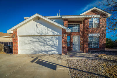 Valencia County Single Family Home For Sale: 24 Acebo Place