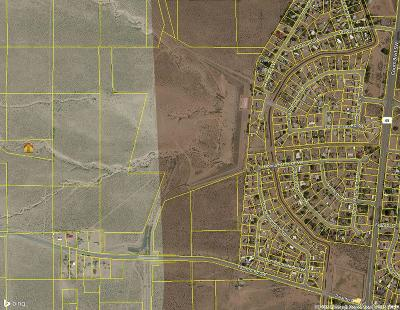 Albuquerque Residential Lots & Land For Sale: Pajarito Mesa Vl
