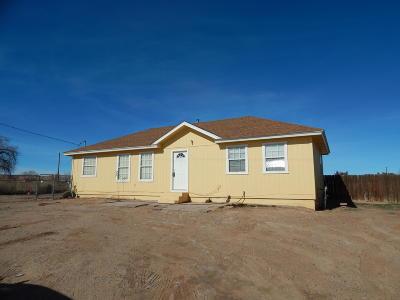 Valencia County Single Family Home For Sale: 1610 Mesita Lane