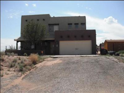 Rio Rancho Single Family Home For Sale: 413 Afuste Road NE