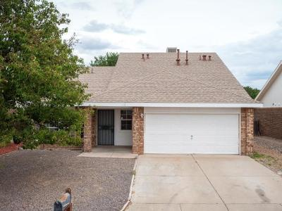 Valencia County Single Family Home For Sale: 8 Apache Plume Road