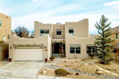 Albuquerque Single Family Home For Sale: 9816 Buckeye Street NW