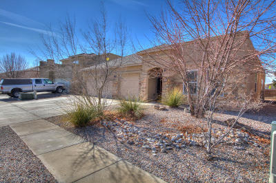 Albuquerque Single Family Home For Sale: 8915 Winncrest Trail NW