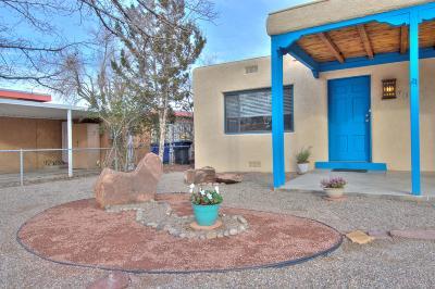 Single Family Home For Sale: 712 Adams Street SE