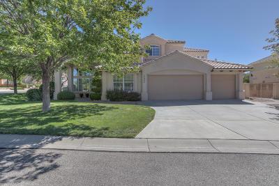 Albuquerque NM Single Family Home For Sale: $609,900