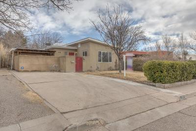 Albuquerque NM Single Family Home For Sale: $374,900