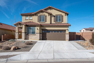 Rio Rancho Single Family Home For Sale: 215 Paso Llano Drive NE
