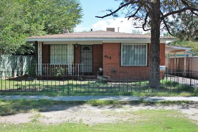 Valencia County Single Family Home For Sale: 414 3rd Street