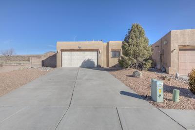 Albuquerque Single Family Home For Sale: 13801 Serenity Hills Court SE