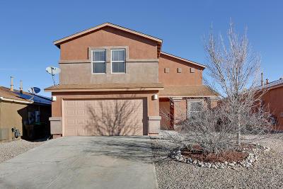 Rio Rancho Single Family Home For Sale: 1972 Mesa Grande Loop NE