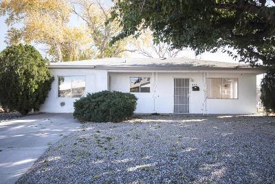 Albuquerque Single Family Home For Sale: 336 General Marshall Street NE