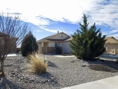 Rio Rancho Single Family Home For Sale: 249 El Camino Loop NW