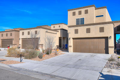 Albuquerque Single Family Home For Sale: 3112 Morrissey Street