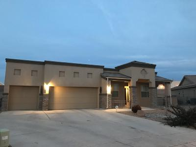 Albuquerque, Rio Rancho Single Family Home For Sale: 1612 Roble Drive SE