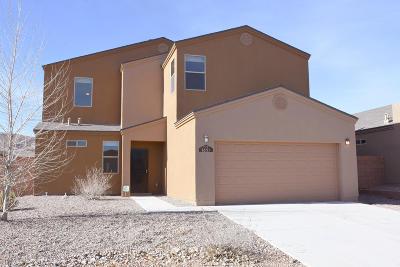 Valencia County Single Family Home For Sale: 1651 Camino Rustica SW
