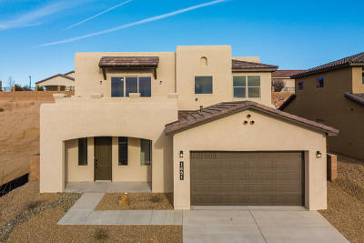 Valencia County Single Family Home For Sale: 1651 Camino Corona SW