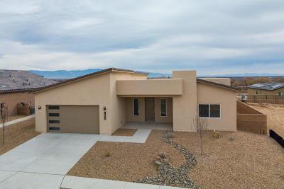 Valencia County Single Family Home For Sale: 1670 Camino Cantera SW