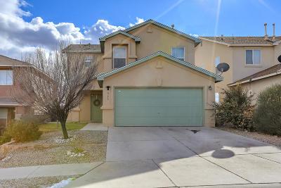 Albuquerque Single Family Home For Sale: 6156 Park Hill Avenue NW