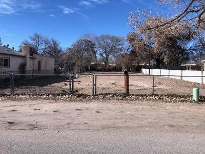 Albuquerque Residential Lots & Land For Sale: 2087 Cordelia Street SW