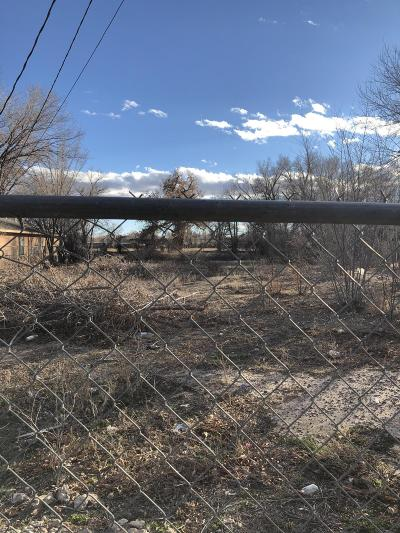 Albuquerque Residential Lots & Land For Sale: 2600 Mares Road SW