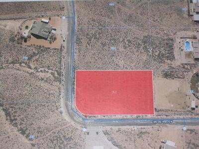 Rio Rancho Residential Lots & Land For Sale: 713 Agora Road NE