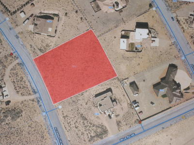Rio Rancho Residential Lots & Land For Sale: 204 Aldaba Circle NE