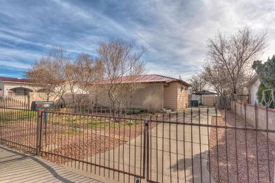 Albuquerque Single Family Home For Sale: 5418 Punta Alta Avenue NW