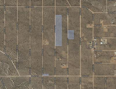 Rio Rancho Residential Lots & Land For Sale: Block Of 24 Lots In Unit 5