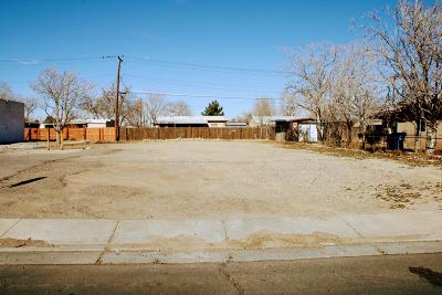 Albuquerque Residential Lots & Land For Sale: 1111 Griegos Road NW